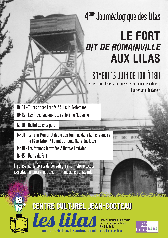 Le Fort de Romainville